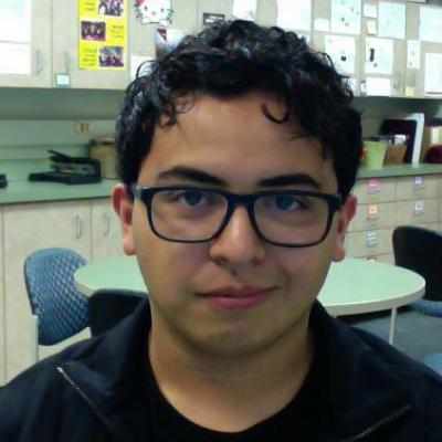 Miguel O. recipient of the Raj Vansh Kishore Odyssey Scholarship